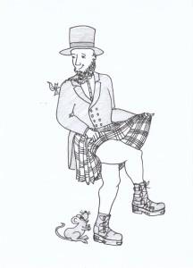 Der Schottenrock
